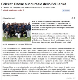 2010.10 Articolo-Tribuna