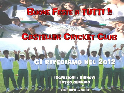 CASTELLER CRICKET CLUB