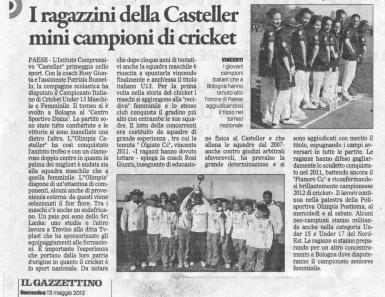 2012.05 Gazzettino