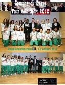 Comune di Paese Festa dello Sport 2012
