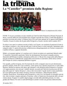 2013.10 Tribuna di Treviso