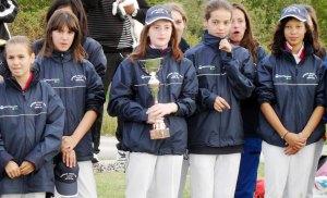 2010.10 Under13 Femminile MedicinaBO