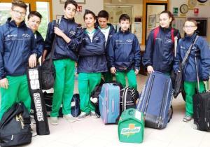 Team Under13 Casteller