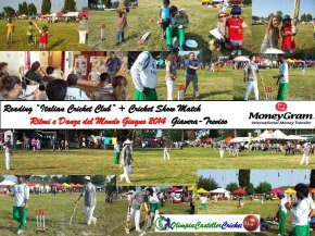 2014.06 Cricket Show - GiaveraTV