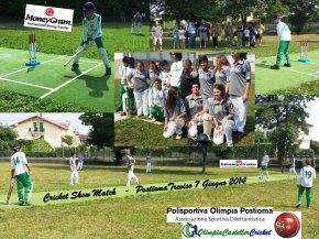 2014.06 Cricket Show Match - PostiomaTV