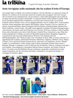 2014.08 La Tribuna