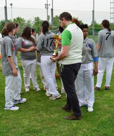 Stefano + Coppa Team