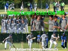 La Polisportiva Olimpia Postioma presenta: il Cricket Vincente